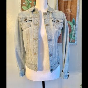 Jackets & Blazers - Abercrombie denim jacket
